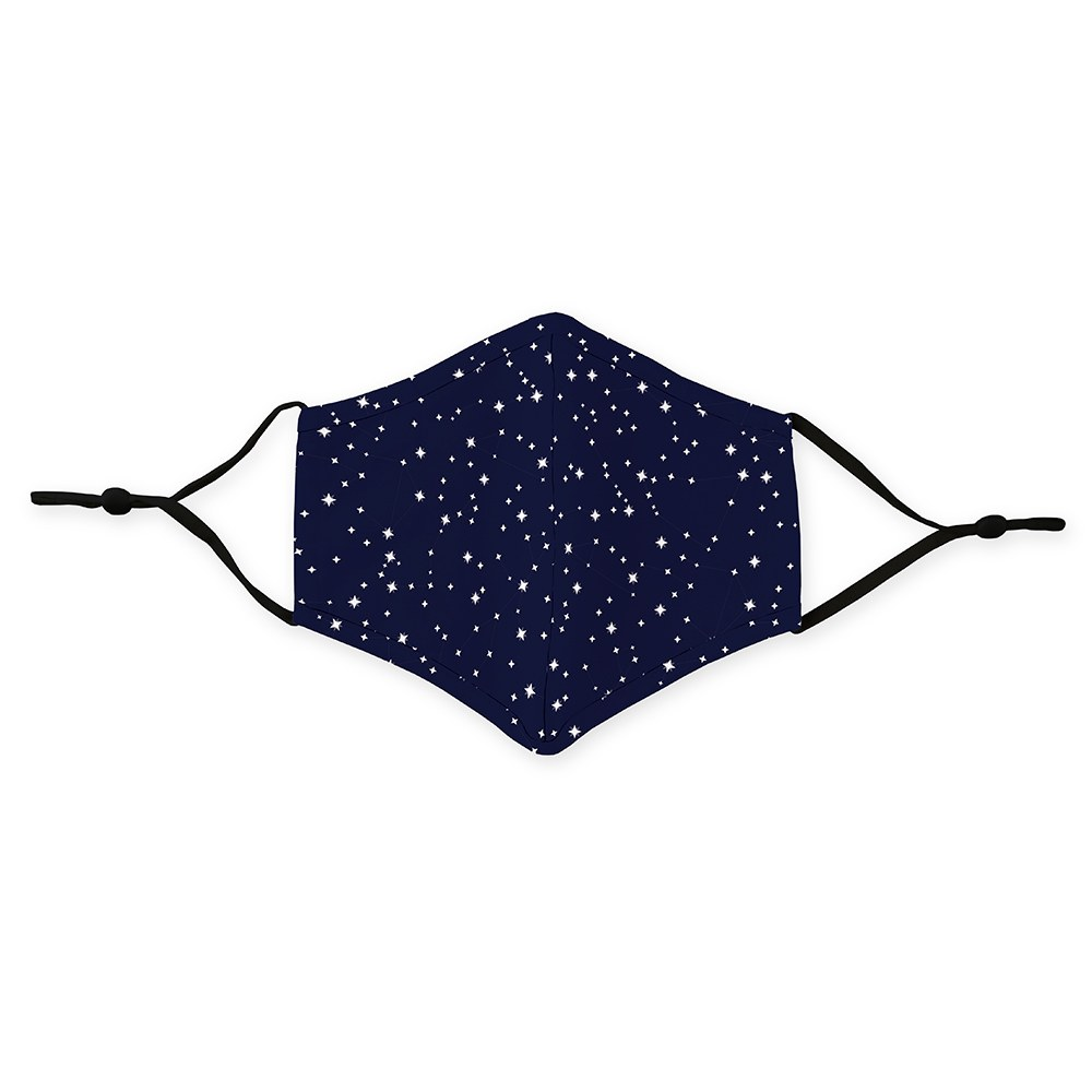 Adult Protective Cloth Face Mask - Starry Sky