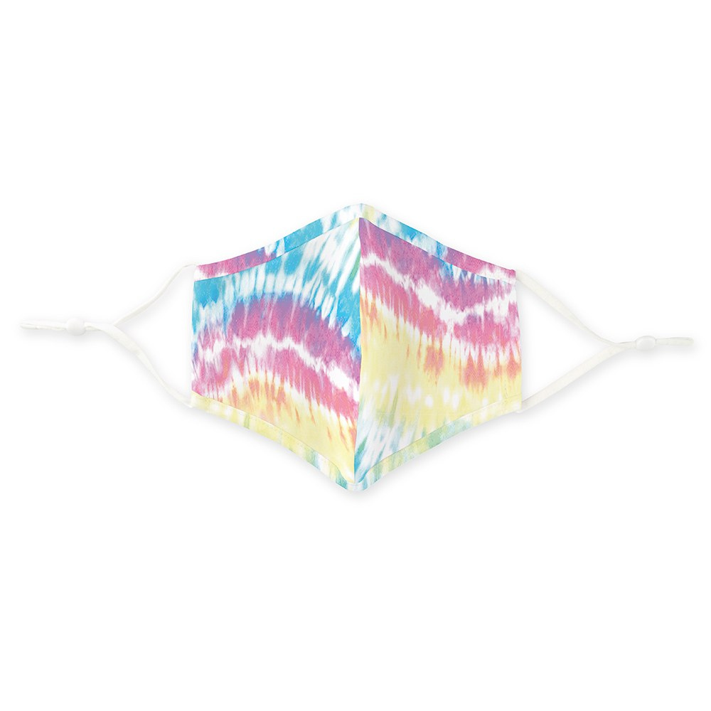 Kid's Protective Cloth Face Mask - Tie Dye