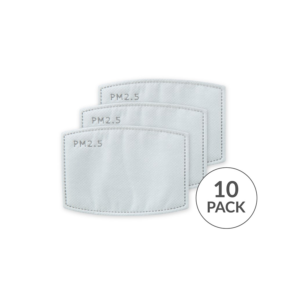 Kids PM 2.5 Protective Mask Filters - Pack of 10