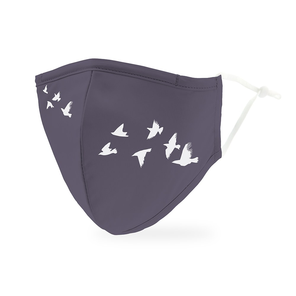 Adult Protective Cloth Face Mask - Birds in Flight
