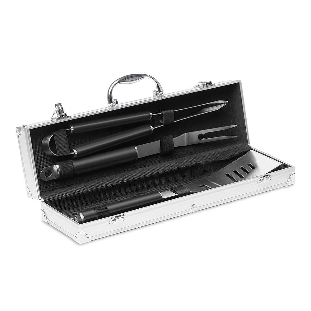 Stainless Steel BBQ Tools Grill Set