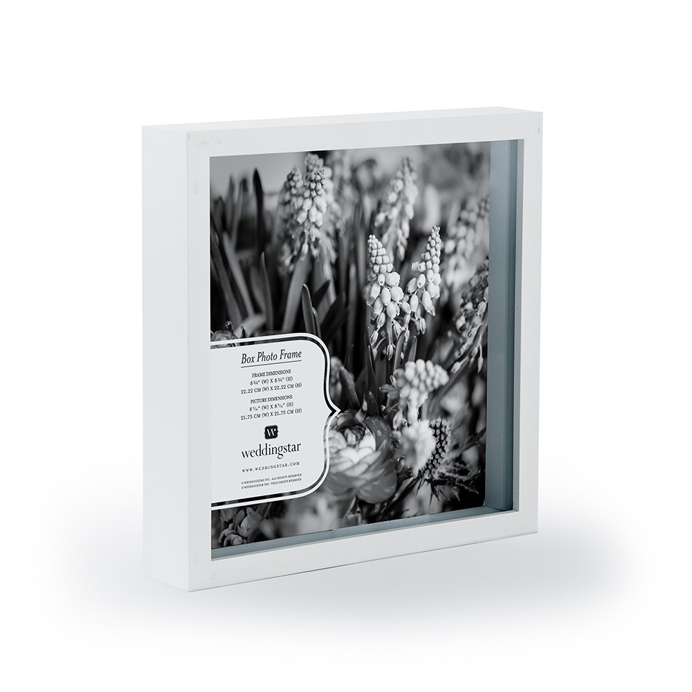Square Shadow Box Picture Frame
