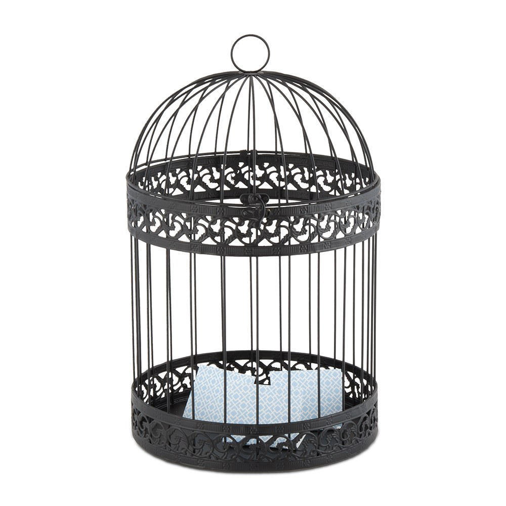 Decorative Birdcages Wedding Table Decorations Decor The Knot Shop