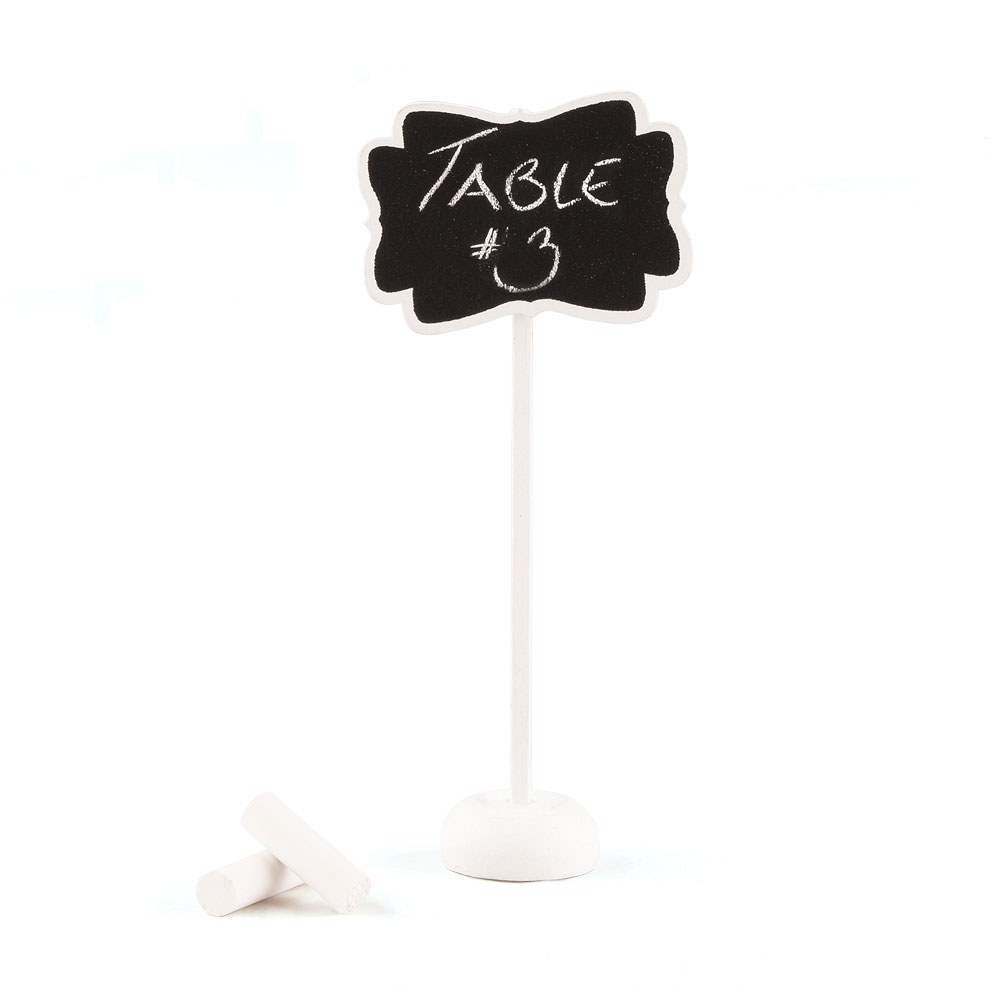Decorative Chalkboard with Stand Small