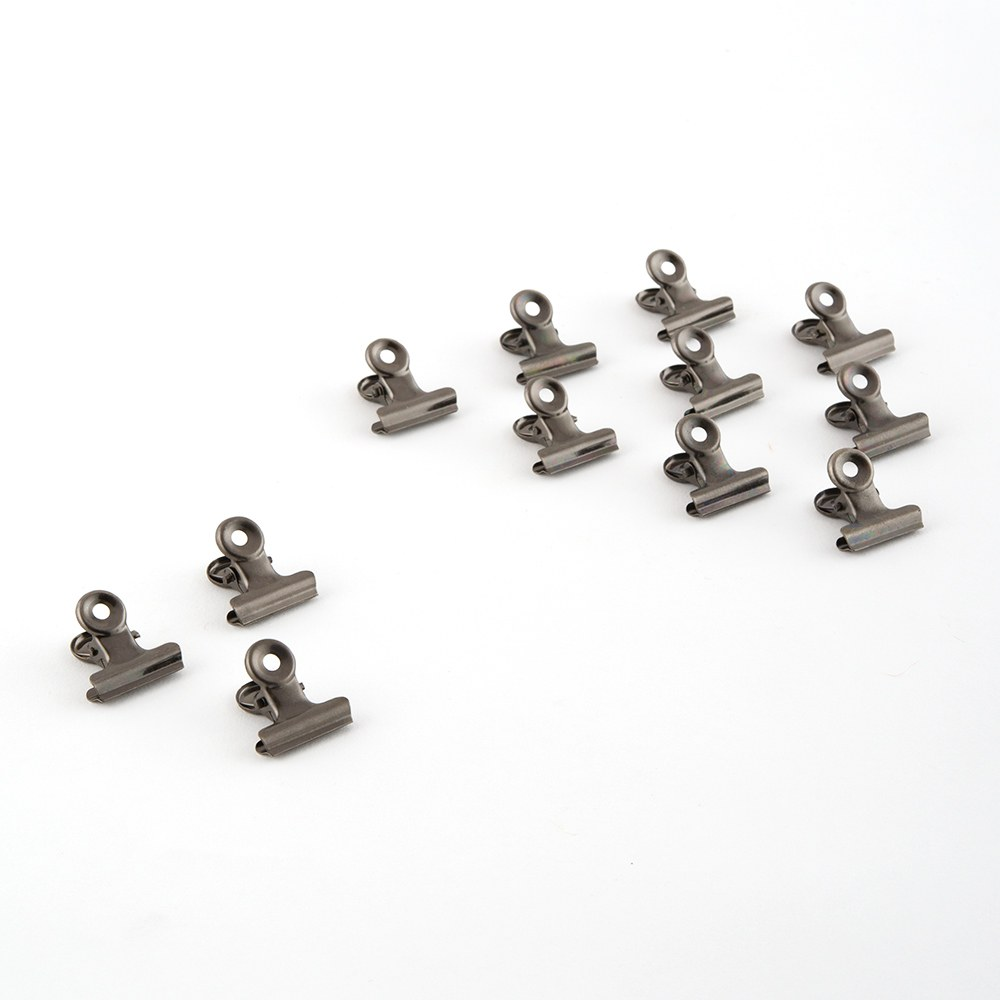Miniature Hinged Clips