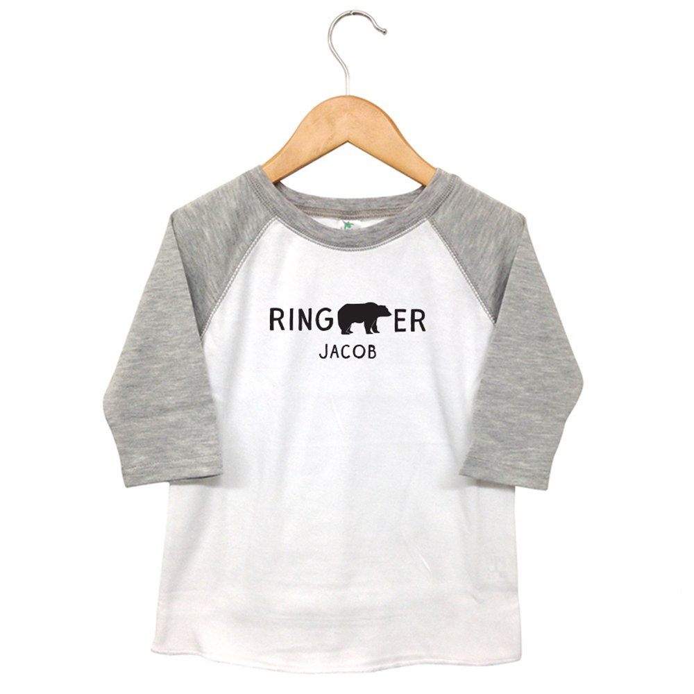Personalized Kid's T-Shirt - Ring Bearer