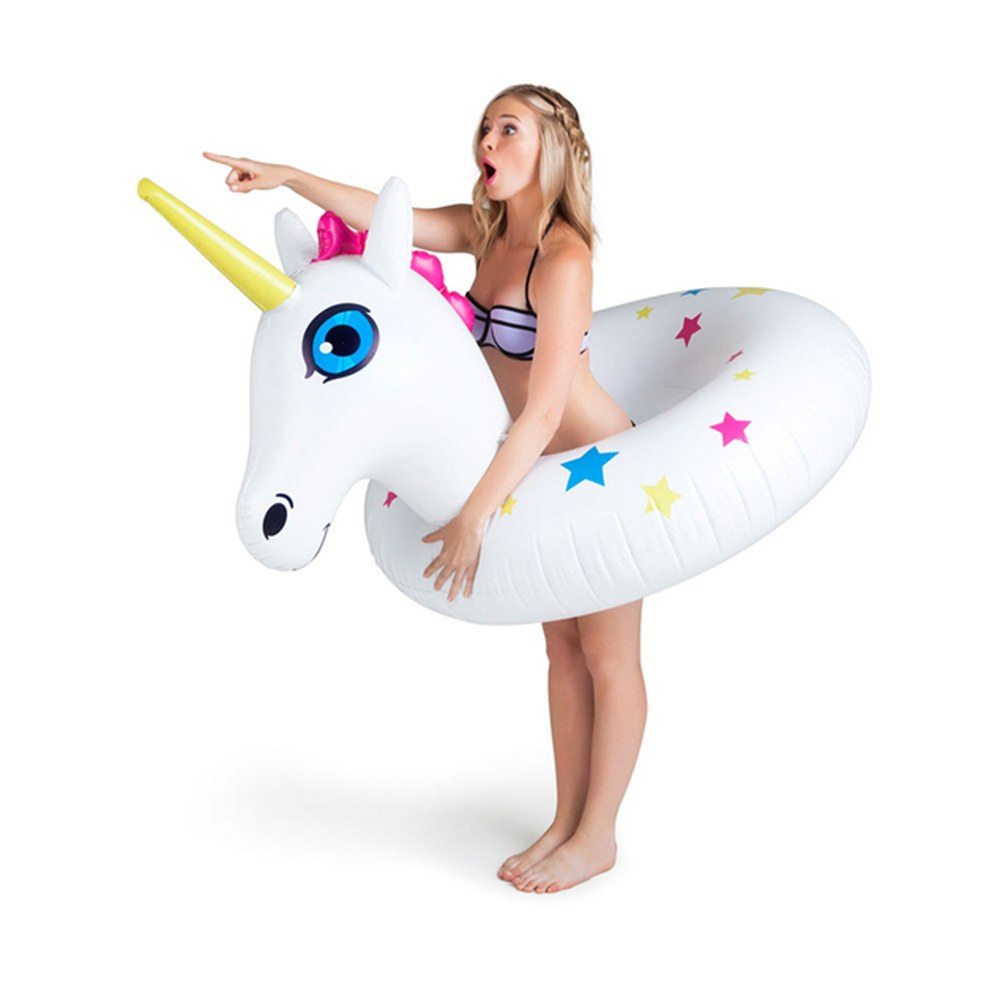 Giant Inflatable Pool Float Toy - Unicorn