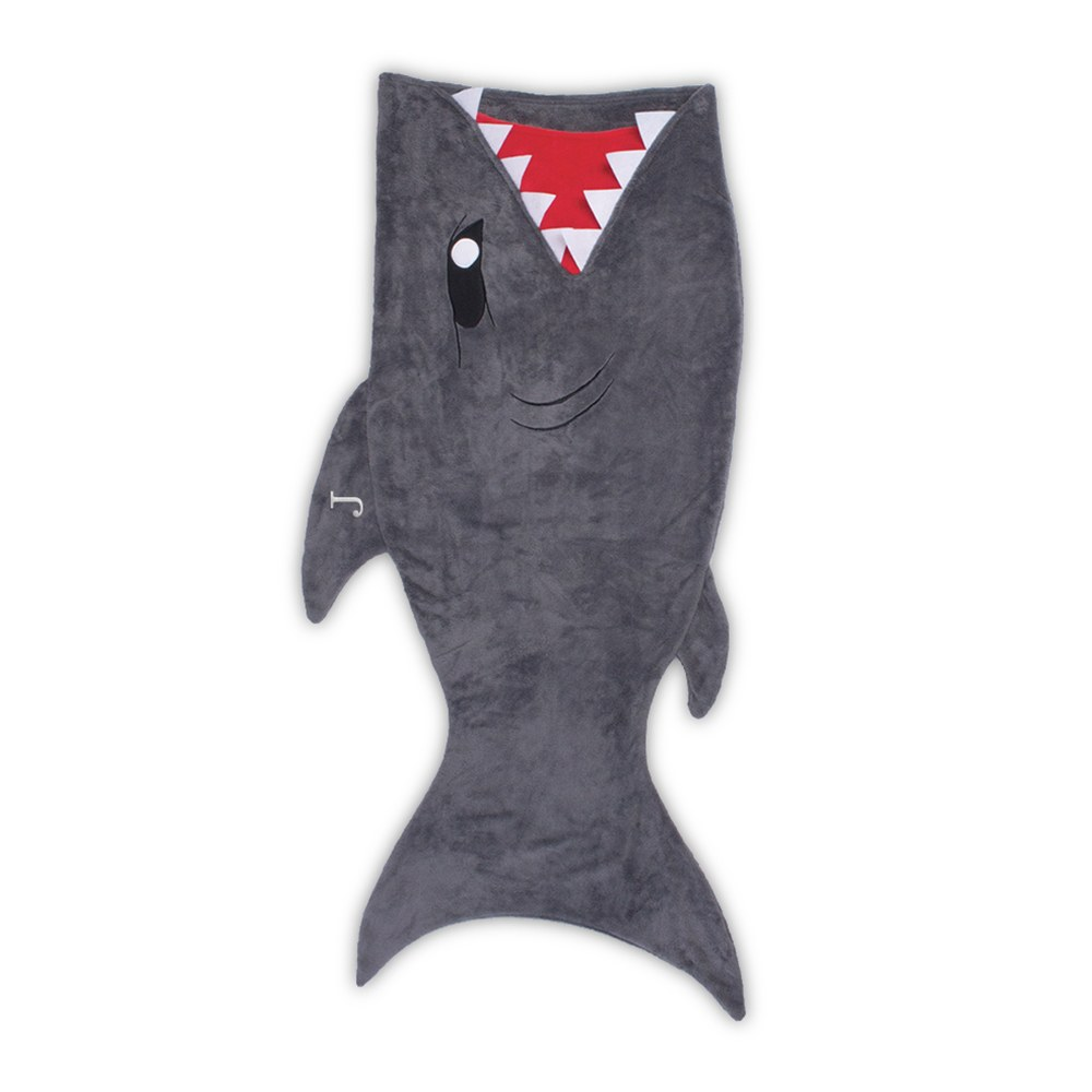 Kids Tail Blanket - Shark