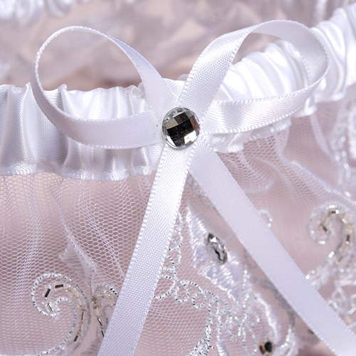 Beverly Clark Royal Lace Collection Garter Set
