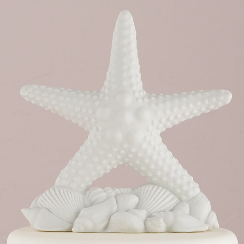 Starfish Cake Topper - The Knot Shop