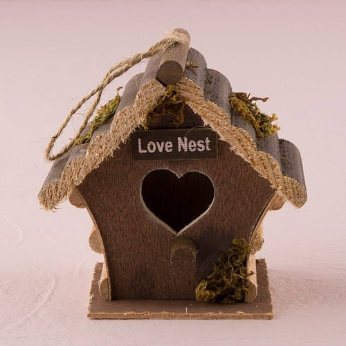mini birdhouses decoration supplies