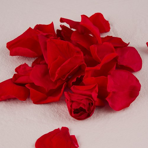 biodegradable rose petals