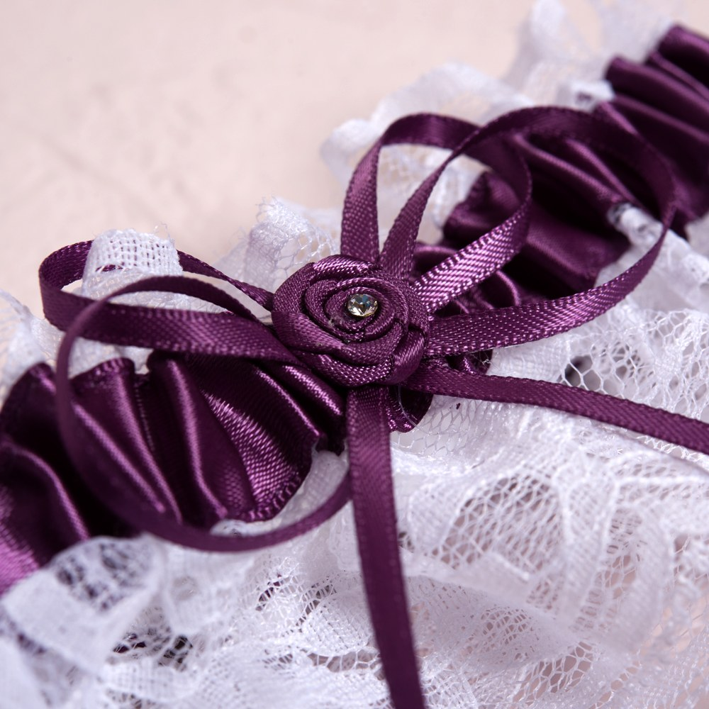 Bridal Toss Wedding Garter