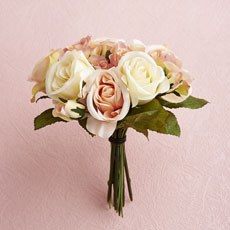 Bundle Vintage Rose Pink/Cream
