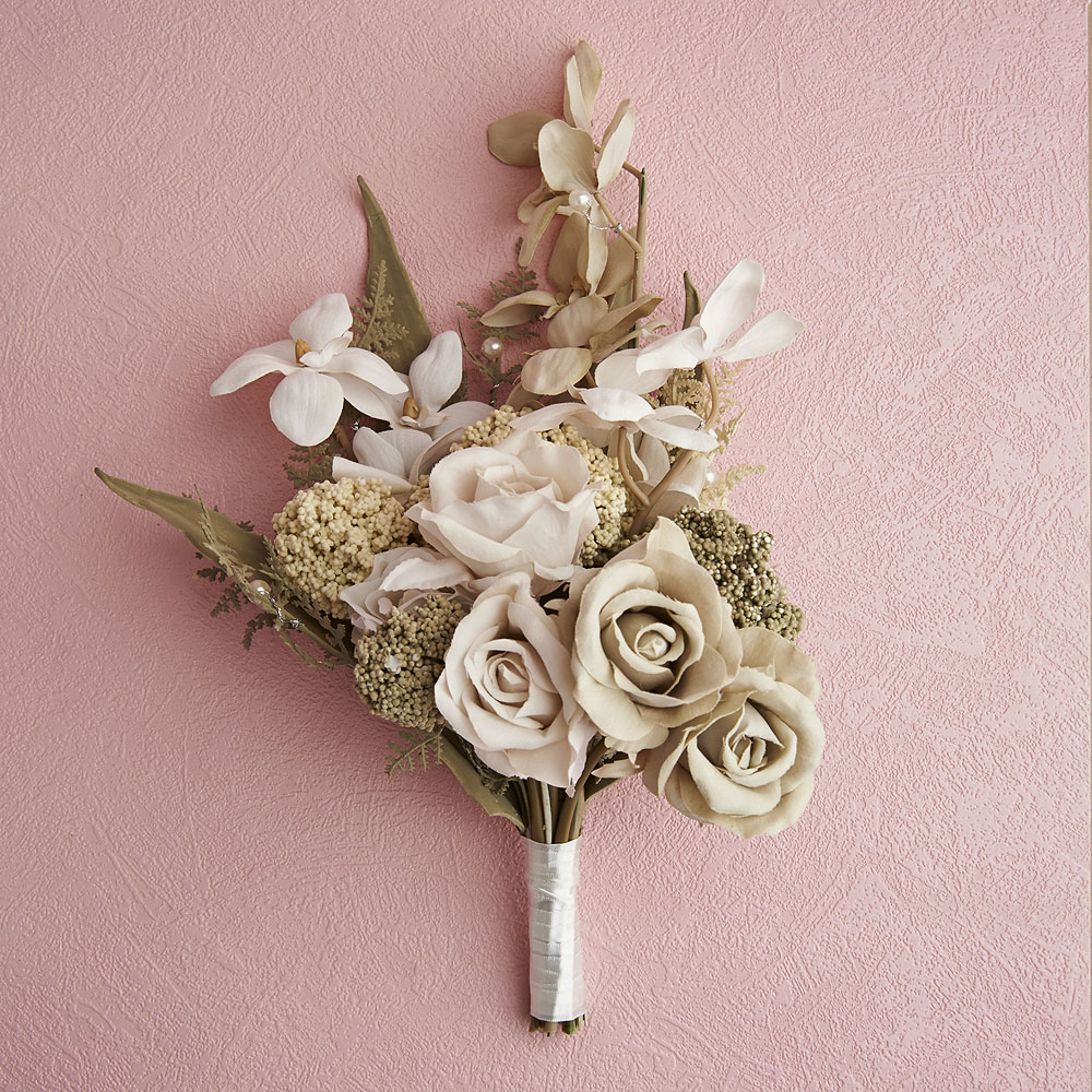 Vintage Artificial Trailing Bouquet