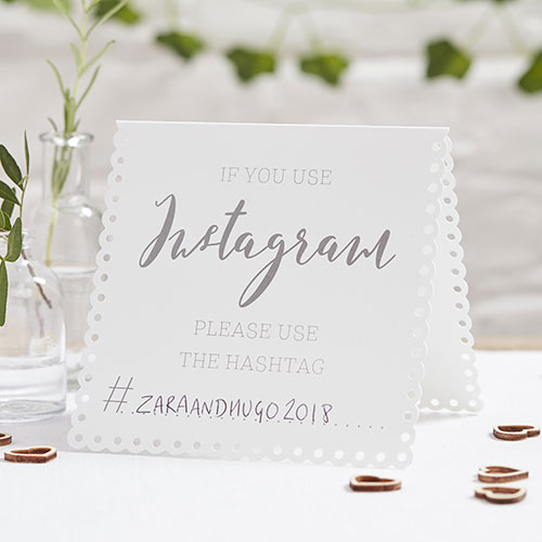 Instagram Tent Cards Beautiful Botanics
