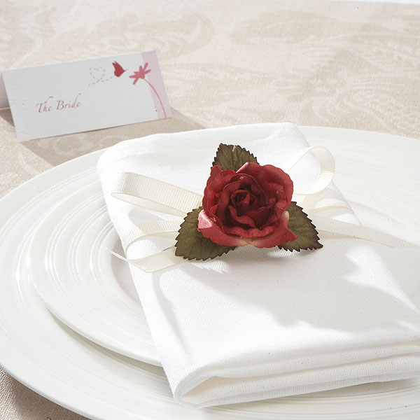 Large Open Rose Decoration Pack