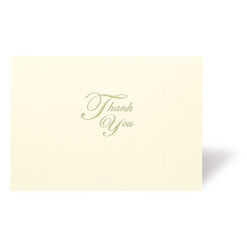 Evermore Personalized Wedding Wallet With Contrasting Inserts Thank You Card