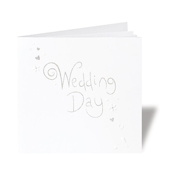 Wedding Day Collection Thank You Card