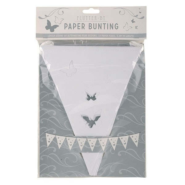 Butterfly Paper Bunting