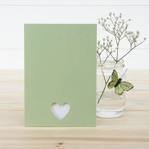 Sage Eco Chic A5 Folded OOS/MENU Kit - 10 Pack