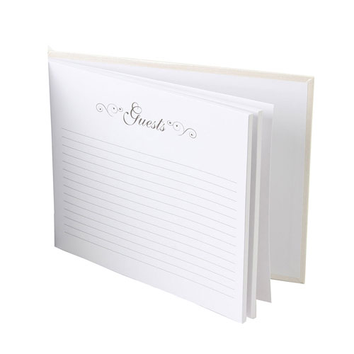Juliana Any Occasion Paperwrap Guest Book
