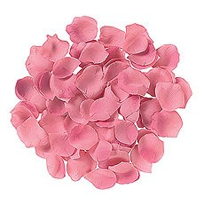 Fabric Rose Petals Scatter Confetti