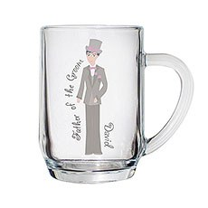 Personalized Wedding Tankard