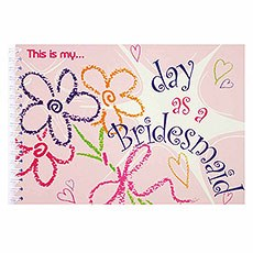 My Day As A Bridesmaid Book
