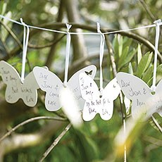 Something in the Air Wedding Wishes Pack