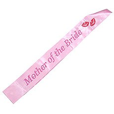 Mother Of Bride Sash