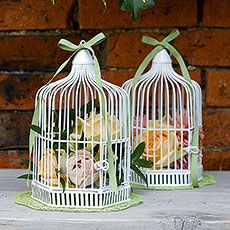 Medium Wedding Birdcage