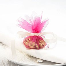 Wedding Favor Tulle Bonbonnieres Pack
