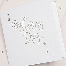 Wedding Day Evening Invitation