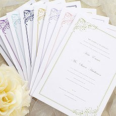 Whimsical Invitation