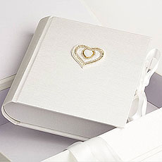 Opulent Pearl Keepsake Box - Small
