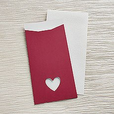 Eco Chic Fuschia Wedding Invitation Kit