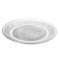 Pressed Glam Vintage Candle Plate Cake Plate