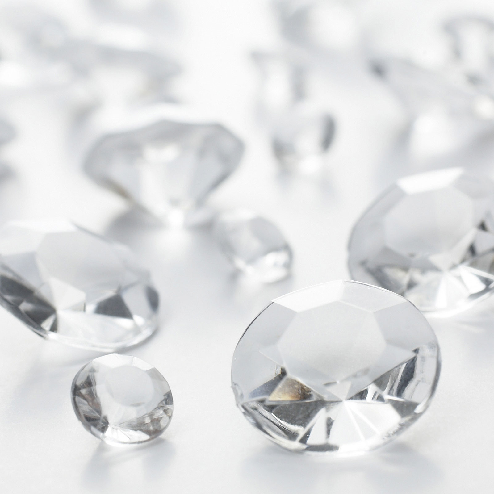 Diamante Table Gems Mixed Size Pack