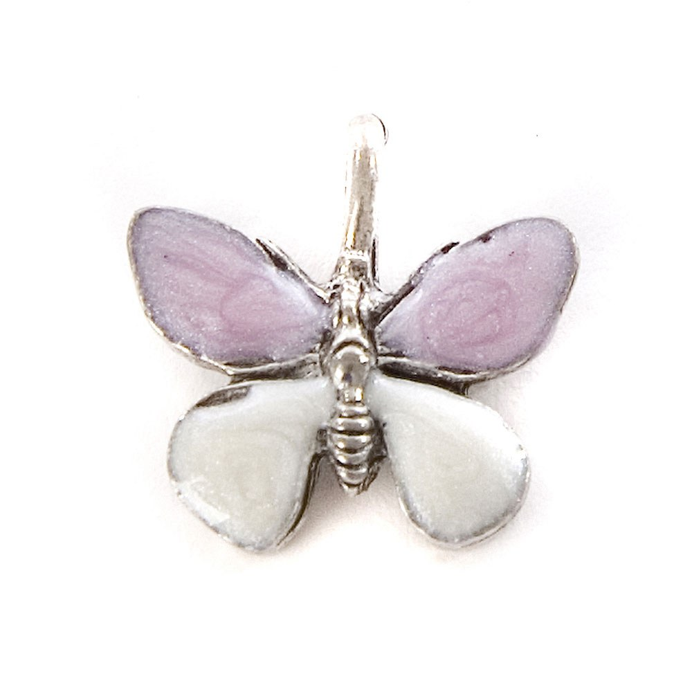 Enamel Butterfly Charms Pack