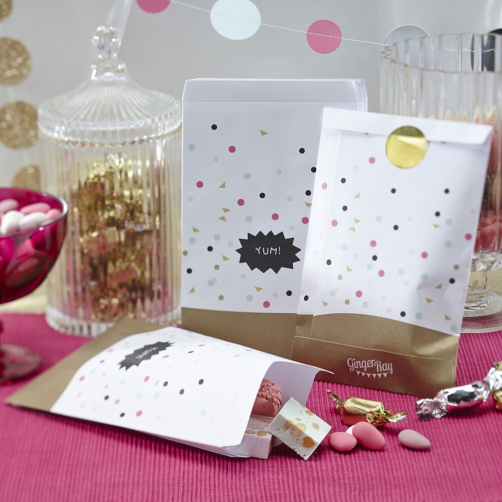 Confetti Party   Party Bags