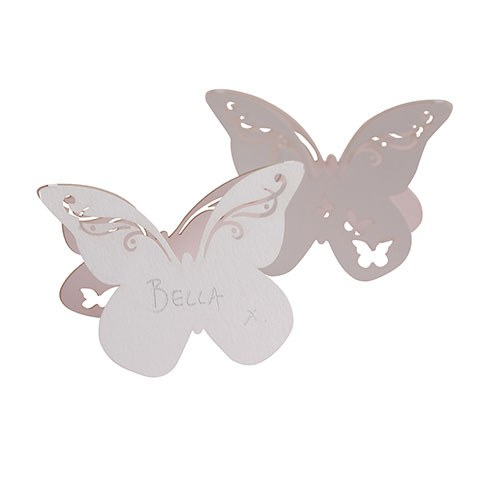 Butterfly Place Cards - 10 Pack