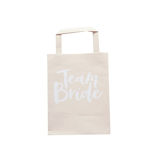 Team Bride Hen Party Bags - 5 Pack