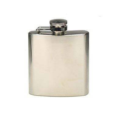Personalised 3oz Hip Flask