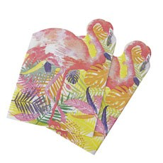 Flamingo Napkins - 20 Pack