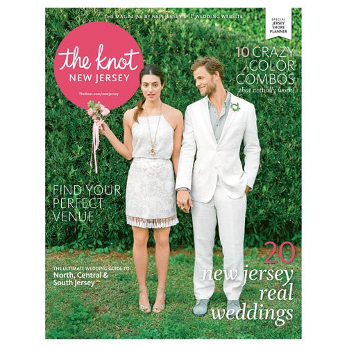 THE KNOT Magazine New Jersey -- Fall/Winter 2015