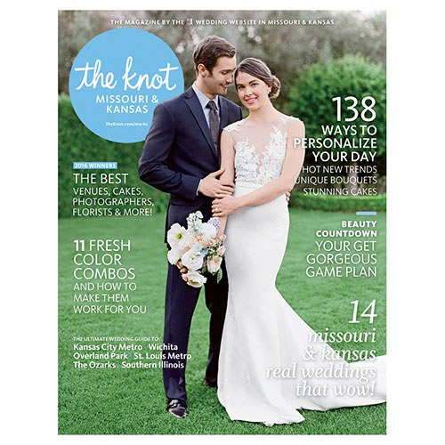 THE KNOT Magazine Missouri & Kansas -- Fall/Winter 2016