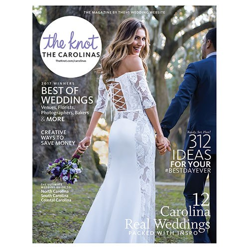 THE KNOT Magazine The Carolinas -- Fall/Winter 2017