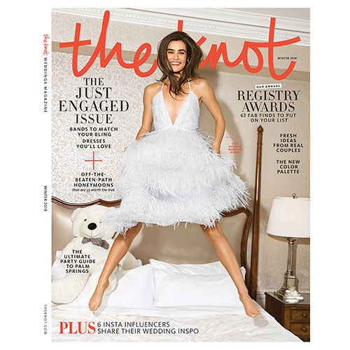 THE KNOT Magazine -- Winter 2018