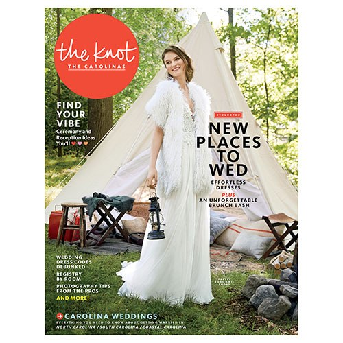 THE KNOT Magazine The Carolinas - Spring/Summer 2019